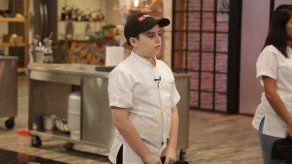 Daniel Abou es el 4to eliminado de Top Chef Jr