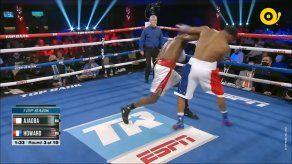 Boxeo Efe Ajagba Vs Brian Howard 2