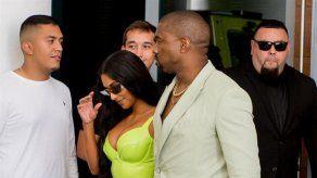 Kim y Kanye le han echado el ojo a una mansión en el desierto