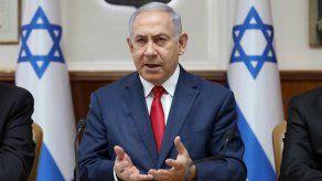 Netanyahu insta a Europa a respaldar las sanciones de EEUU contra Irán