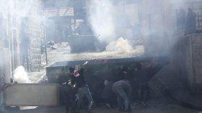 Fuertes redadas israelíes en barrio palestino de Jerusalén