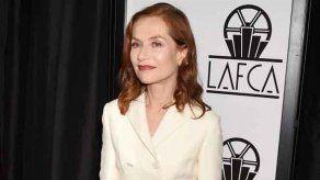 Isabelle Huppert no quería que su personaje en Elle fuera presentado como víctima
