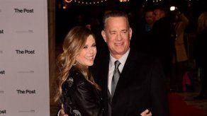 Tom Hanks y Rita Wilson se hacen vegetarianos un día a la semana