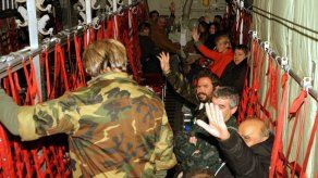 Italia continúa la búsqueda de desaparecidos tras el incendio del ferry