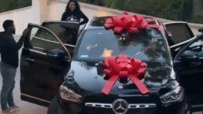 El impresionante regalo de Kevin Hart a su hija por su 16 cumpleaños