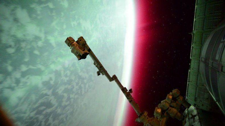 La tripulación de ISS evacuada brevemente por paso de desechos espaciales