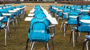 Unicef: No puede ser que abran los centros comerciales y no las escuelas