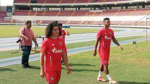 Juan David Tejada cumple un sueño vistiendo la camiseta de la selección