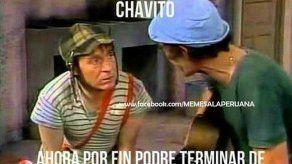 Memes rinden homenaje a Chespirito