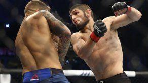 Nurmagomedov vence a Gaethje y anuncia su retiro en UFC 254
