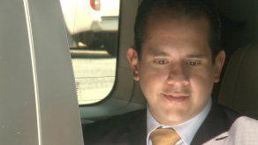 """Adolfo """"Chichi"""" De Obarrio exsecretario personal del expresidente Ricardo Martinelli, está vinculado en Panamá a supuestos delitos"""