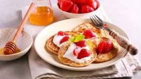 ¿Cómo preparar pancakes de avena?