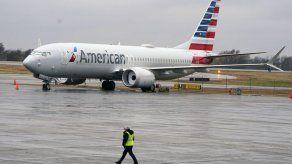 El avión Boeing Max vuela de nuevo en EEUU
