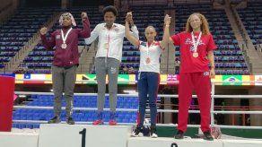 Atheyna Bylon ganó oro en Panamericano de boxeo Managua 2019