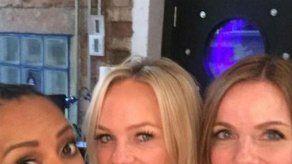 Las Spice Girls empiezan a grabar nuevos temas para su gira