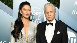 Michael Douglas arruinó su primera cita con Catherine Zeta-Jones