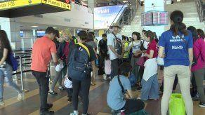 311 mil 679 viajeros entraron a Panamá durante la JMJ