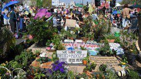 Sexto día de bloqueos ecológicos en Londres tras 715 detenciones