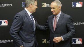 MGM Resorts será socio de apuestas de las Grandes Ligas