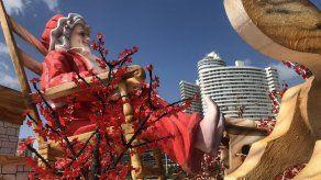 Habrá cierre de calles este domingo por desfile de Navidad en la Cinta Costera