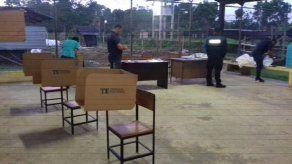 Inicia proceso de votación en los centros penitenciarios del país