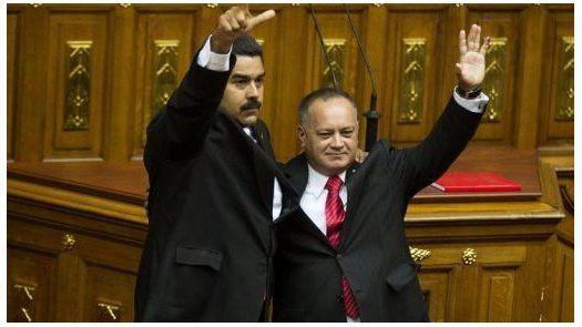 Divulgan audio en Venezuela sobre conspiración de líderes chavistas