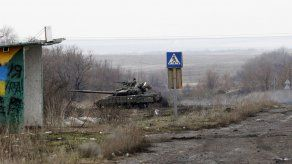 Mueren 8 civiles en Donetsk por fuego de artillería