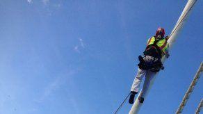 Trabajos de inspección en Puente Centenario se encuentran en fase final