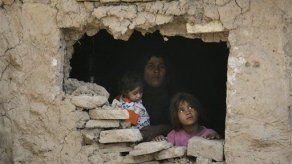 Decenas de miles desalojados de sus casas en Bagdad