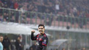 Milan avanza en Liga Europa; Arsenal asegura liderar grupo