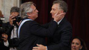 Macri reaparece; acusa a Fernández de ir contra libertades