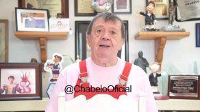 Cómico mexicano Chabelo se despide de Televisa