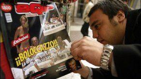 Carlos Menem posterga su divorcio de Cecilia Bolocco