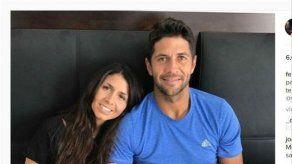 Fernando Verdasco se reencuentra con su hermana Sara