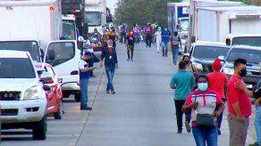 Residentes en Chepo vuelven a protestar por invasión de tierras