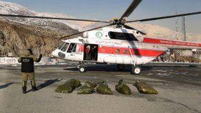 Irán suspende búsqueda de sobrevivientes tras avalancha