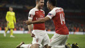 Chelsea-Dínamo Kiev y Arsenal-Rennes en la Liga Europa