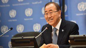 Último minuto de Ban Ki-moon como titular de la ONU cargado de simbolismo