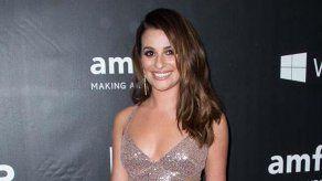 Lea Michele se cerró al amor tras la muerte de Cory Monteith