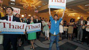 Republicanos eligen candidatos para elección