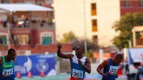 Alonso Edward llegó quinto en los 200m de la Liga Diamante