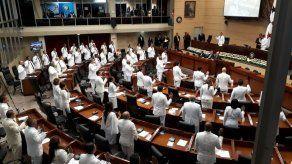 Con 68 diputados se instaló la nueva Asamblea Nacional