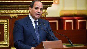 Al Sisi presta juramento para un segundo mandato como presidente de Egipto