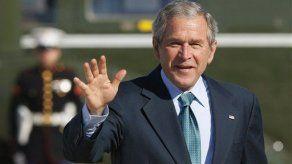 Bush consideraría un segundo plan de rescate