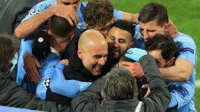 City elimina al Dortmund y jugara semifinal ante PSG
