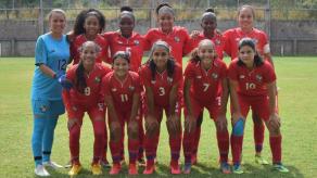 Panamá Femenina cae ante Guatemala en debut del Sub-16 UNCAF