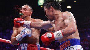 Manny Pacquiao vence a Keith Thurman por decisión dividida