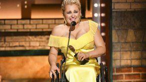 Sin limitaciones: Ali Stroker hace historia con Premio Tony