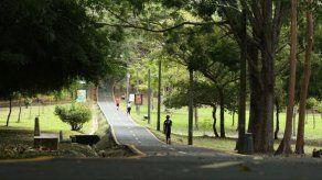Parque Omar permanecerá cerrado durante la mañana del jueves