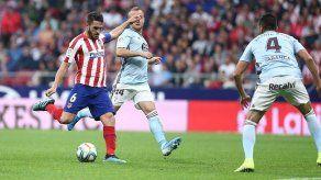 El Atlético se atasca y empata sin goles ante el Celta